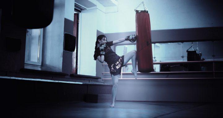self defense is useless, train MMA instead